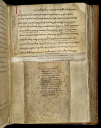 The Start Of The Year 1066, In The Worcester Anglo-Saxon Chronicle